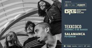 Potemkim Texxcoco Salamanca Marzo 2019