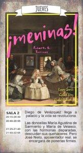 La Malhablada ¡Meninas! Salamanca Marzo 2019