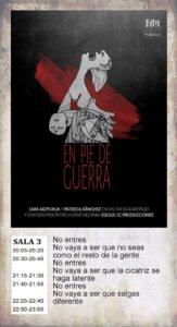 La Malhablada En pie de guerra Salamanca Marzo 2019