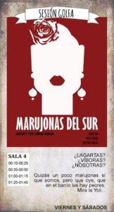 La Malhablada Marujonas del Sur Salamanca Marzo 2019
