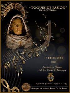 Catedral Nueva Agrupación Musical Virgen de la Vega Salamanca Marzo 2019