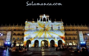Salamanca Festival de Luz y Vanguardias