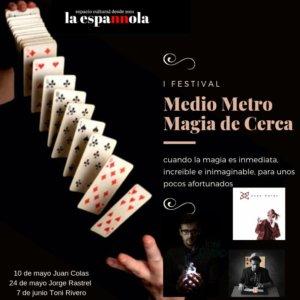 La Espannola I Festival de Magia de Cerca Salamanca 2019