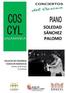 Casino de Salamanca Soledad Sánchez Palomo Mayo 2019