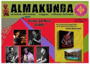The Molly's Cross Almakunda Salamanca Mayo 2019