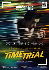 Aula Teatro Juan del Enzina Time trial Salamanca Mayo 2019