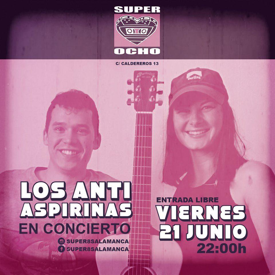 Super 8 Los Anti Aspirinas Salamanca Junio 2019