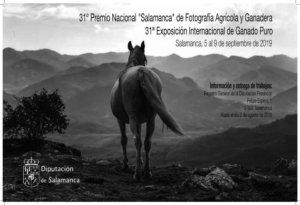 XXXI Premio Nacional Salamanca de Fotografía Agrícola y Ganadera