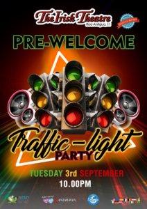 The Irish Theatre Traffic Light Party Salamanca Septiembre 2019