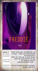 La Malhablada Freddie Salamanca Septiembre 2019