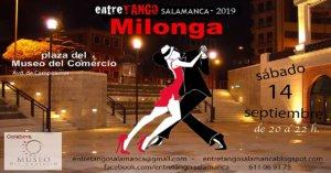 Museo del Comercio y de la Industria Entretango Salamanca Septiembre 2019