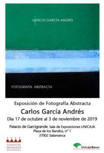 Palacio de Garcigrande Realidades Salamanca Octubre noviembre 2019