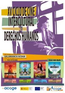 Cines Van Dyck XV Ciclo de Cine Intercultural y de Derechos Humanos Salamanca Noviembre 2019