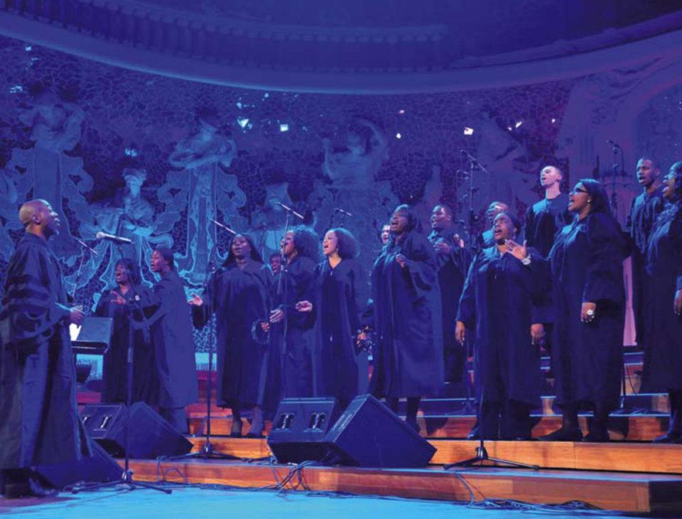 Centro de las Artes Escénicas y de la Música CAEM Alabama Gospel Choir Salamanca Diciembre 2019