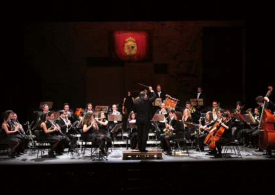 Teatro Liceo Banda Municipal de Música Salamanca