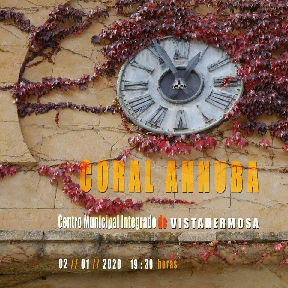 Vistahermosa Coral Annuba Salamanca Enero 2020