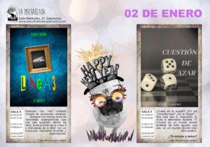 La Malhablada 2 de enero de 2020 Salamanca