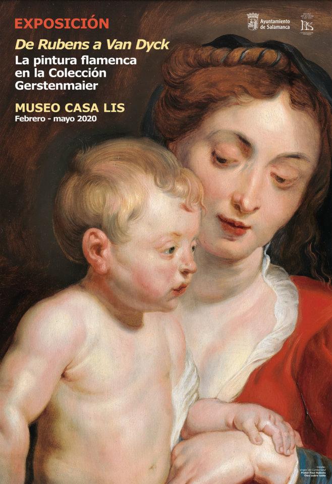 Museo de Art Nouveau y Art Déco Casa Lis De Rubens a Van Dyck. La pintura flamenca en la Colección Gerstenmaier Salamanca 2020