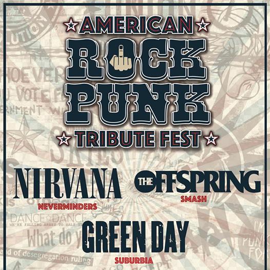 Potemkim American Rock Punk Festival Salamanca Febrero 2020