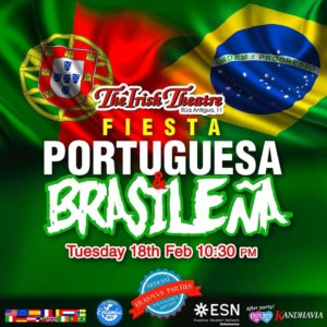 The Irish Theatre Fiesta Portuguesa & Brasileña Salamanca Febrero 2020