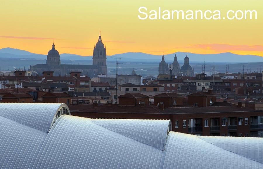 Multiusos José Luis Sánchez Paraíso, Salamanca