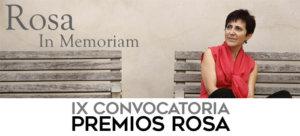 Ciudad Rodrigo IX Premios Rosa María García Cano 2020