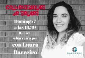 Barreiro Psicología Conversaciones de mentes Laura Barreiro Salamanca y resto del mundo 7 de junio de 2020