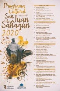 Fiestas de San Juan de Sahagún Salamanca y resto del mundo Junio 2020