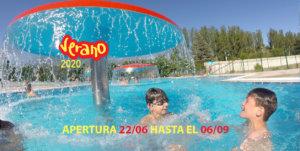 Salamanca Piscinas Municipales Verano 2020
