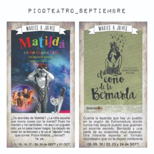 La Malhablada Picoteatro Salamanca Septiembre 2020