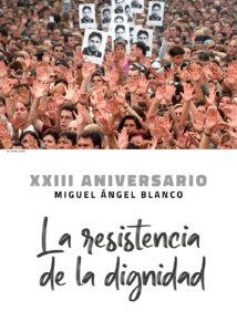 Plaza Mayor XXIII Aniversario Miguel Ángel Blanco Salamanca Julio 2020