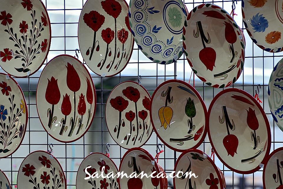 Plaza de Anaya XXXII Feria del Barro ARBASAL Salamanca Agosto 2020