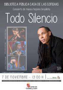 Casa de las Conchas Todo Silencio Salamanca Noviembre 2020