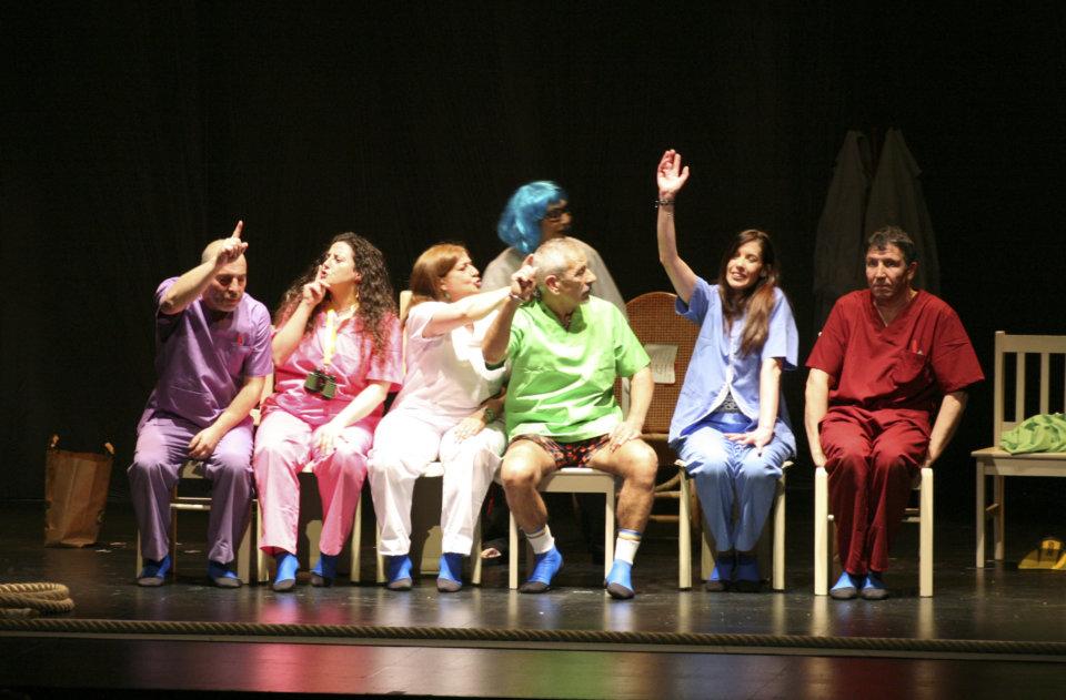 San Blas Komo Teatro Salamanca Noviembre 2020