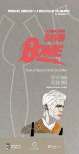 Museo del Comercio y de la Industria La moda según David Bowie Salamanca 2020 - 2021