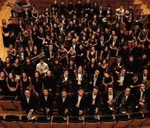 Orquesta Sinfónica del Conservatorio Superior de Música de Castilla y León Salamanca