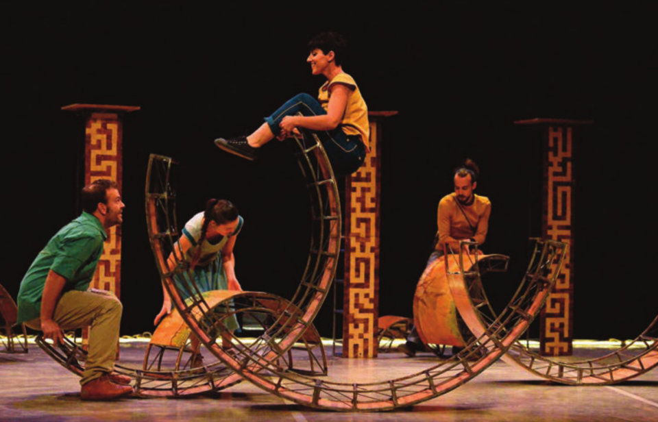 Teatro Liceo Esencial Salamanca Enero 2021