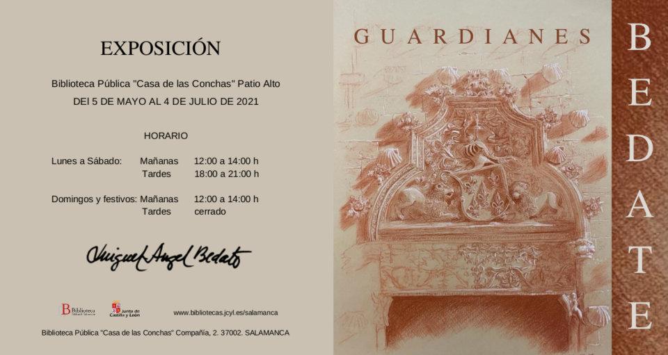 Casa de las Conchas Guardianes Salamanca 2021