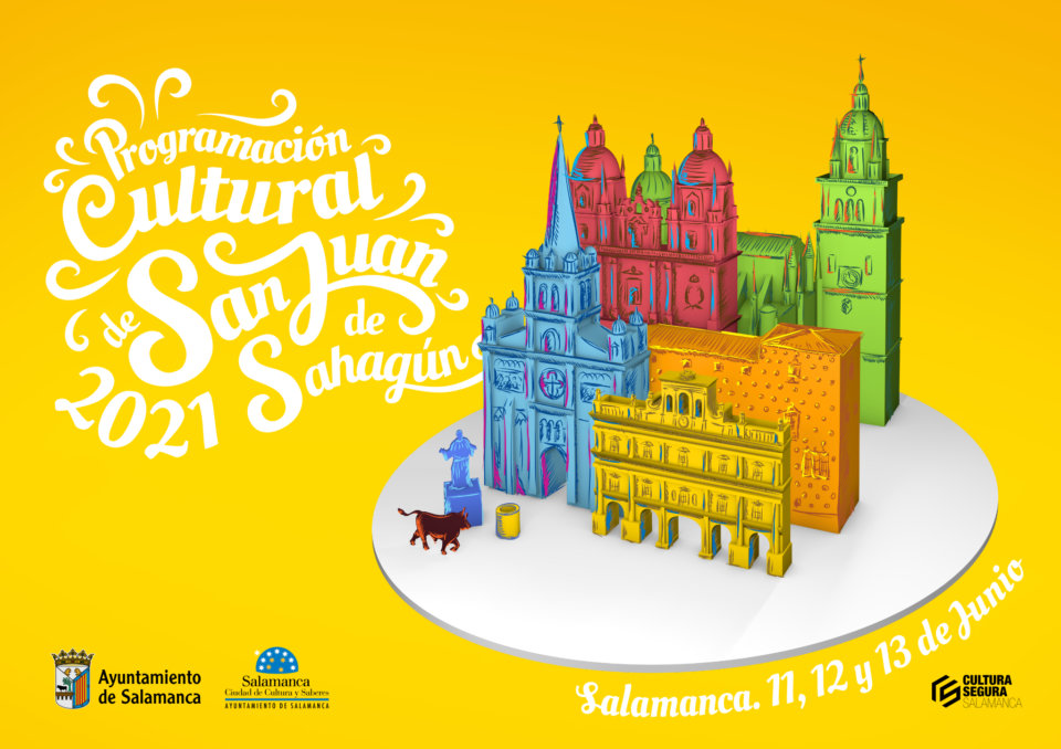 Fiestas de San Juan de Sahagún 2021, Salamanca